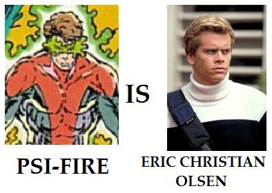 Image comic Psi-Fire Youngblood Rob Liefeld Eric Christian Olsen