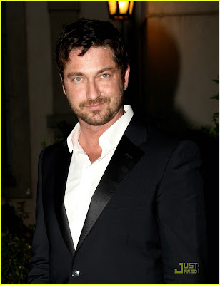 Gerard Butler sexy hot. Not sure how good Gerard Butler would look as a ...