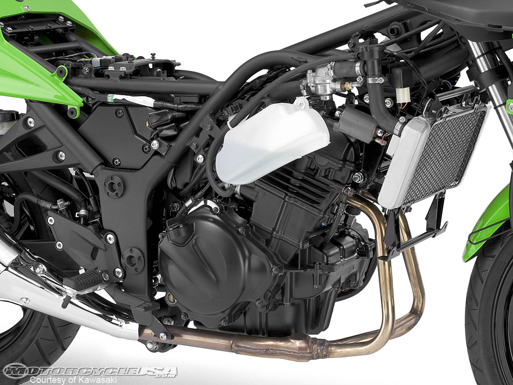 Kawasaki Ninja 250r Review International Motor Sport