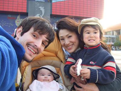 Aquarium Family - March 20, 2010
