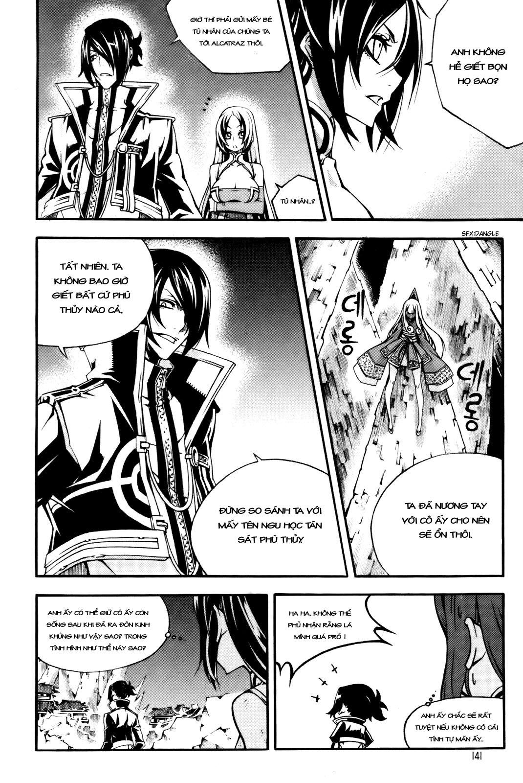 Witch Hunter – Thợ Săn Phù Thủy chap 57 Trang 28 - Mangak.info