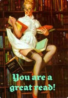Sassy Brit&#39;s You Are A Great Read Award