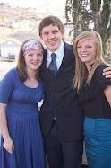 Trev, Jen, and Liz