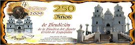 250 AÑOS DE BENDICIÓN DE LA BASÍLICA DE ESQUIPULAS