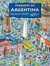 """Book: """"Perdidos en Argentina"""""""