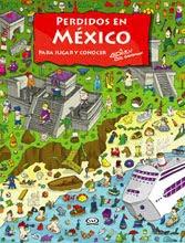 """Book: """"Perdidos en México"""""""