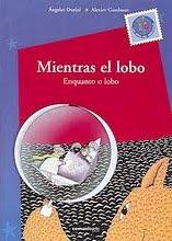 """Book: """"Mientras el Lobo"""""""