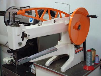 Calzoleria a d i macchinari del calzolaio for Macchina per cucire elettrica