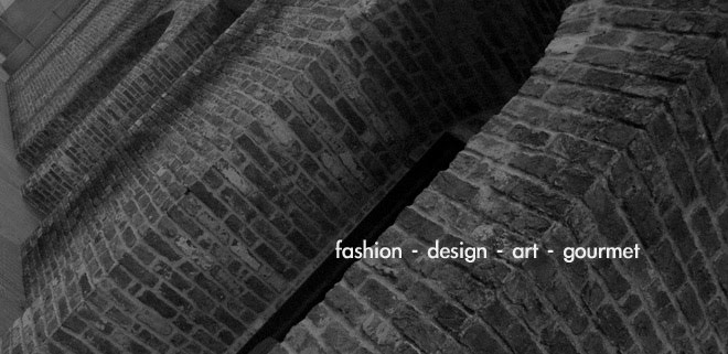 fashion - design - art - gourmet