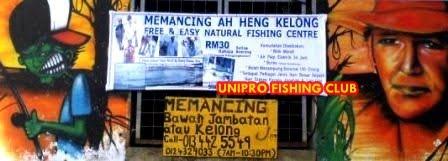 Port Mancing Kelong Pilihan Unipro 2010 (no tel dlm photo dibawah)