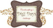 Cardmadfairy's Digi Days