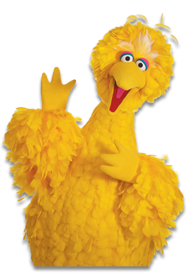 RYAN: Your big claim to fame on Sesame Street is the ...