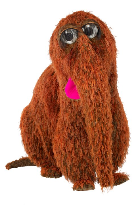 snuffy from sesame street