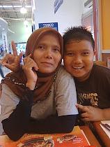 ibu dan najwan