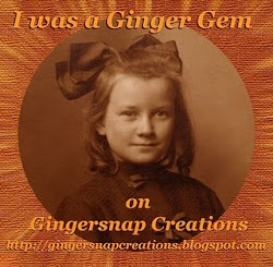 I am a Ginger Gem