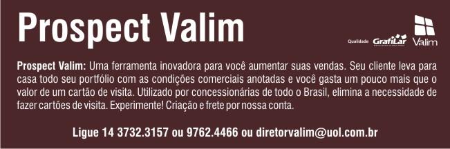 Prospect Valim | Grafilar