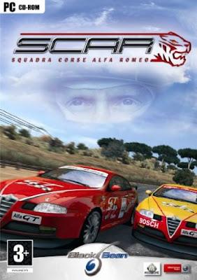 SCAR Squadra Corse Alfa Romeo Rip  Bf97c141057bc5374c93a24da8f8dc86