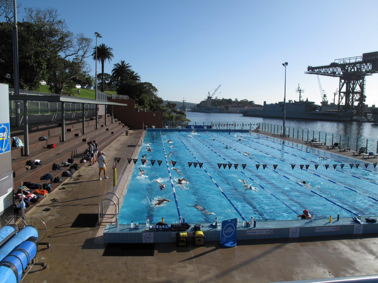 Sydney Australia Boy Charlton Pool