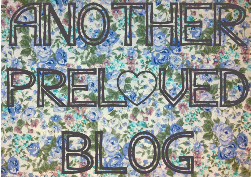 This Is Your Another Preloved Blog