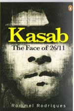 Kasab: The Face of 26/11,Rommel Rodrigues,9780143415473 