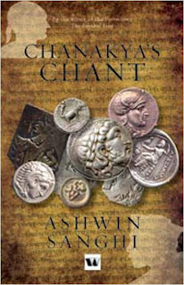 Chanakya's Chant by Ashwin Sanghi, 9789380658674