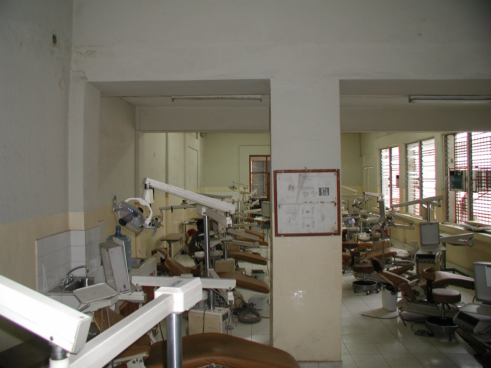 The Hatian Dental School