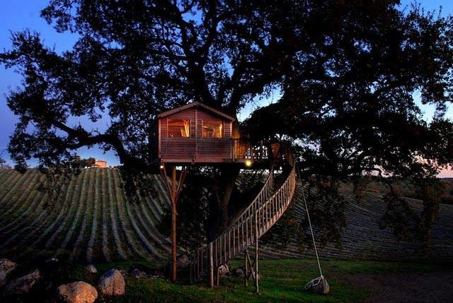 Kućice na drvetu 1b