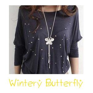 Wintery Butterfly