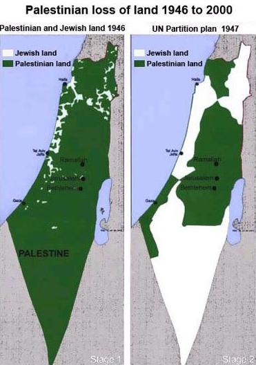 Las raíces del conflicto Palestina Israel - Taringa!