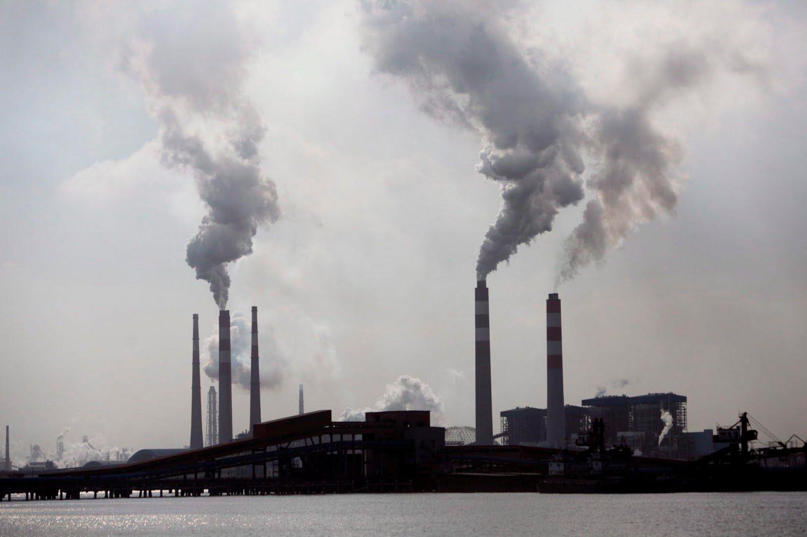 La contaminacion ambiental es un problema taringa for Como purificar el aire contaminado