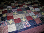 Christian's 10 year quilt