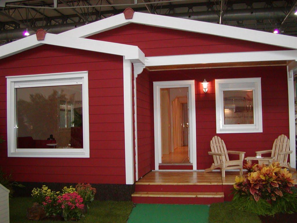 Criarte fachadas residenciais for Pintura para frente de casas