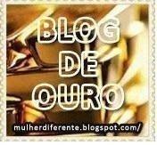 """Selo """"Blog de Ouro"""""""