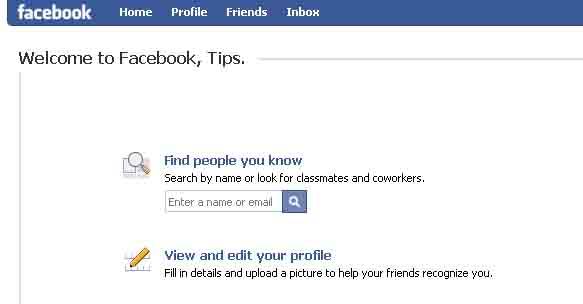 """圖片標題: … for """"Selamat Datang Di Facebook Indonesia"""