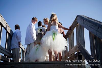 florida beach wedding kids fun wedding documentary timeless photos