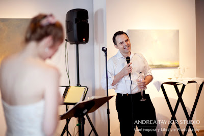 fun documentary candid timeless wedding photography of toasts