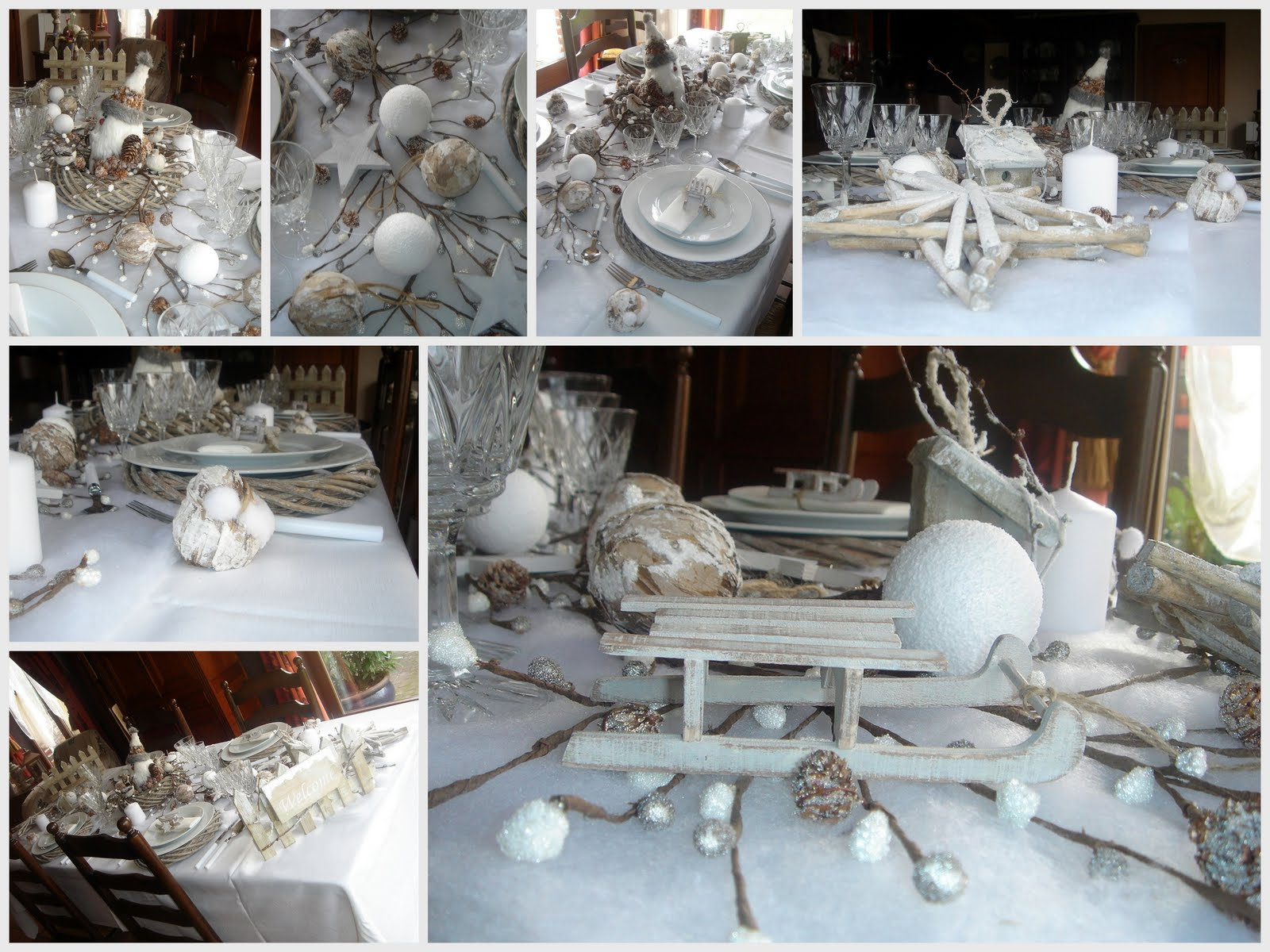 Lylou anne collection d fi no l blanc et acte 3 for Decoration 31 decembre