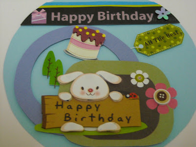 eDw*iN: biRthdaY cArd DIY.....