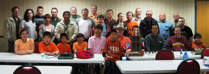 2010 Texas Chess Team