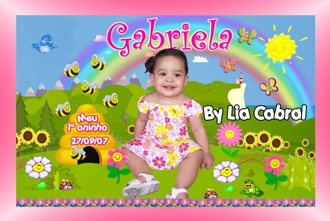 10- Convites Infantis personalizados e lembrancinhas de aniversário Arte muito legal