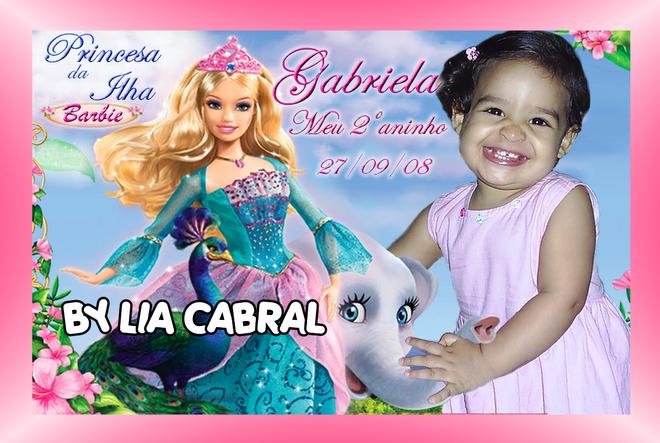 19- Convites Infantis personalizados e lembrancinhas de aniversário Arte muito legal