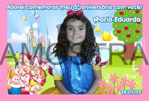 41-Convites Infantis personalizados e lembrancinhas de aniversário Arte muito legal