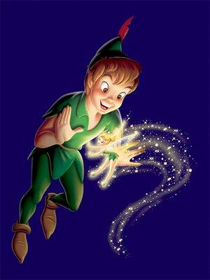 Queria Ser Peter Pan