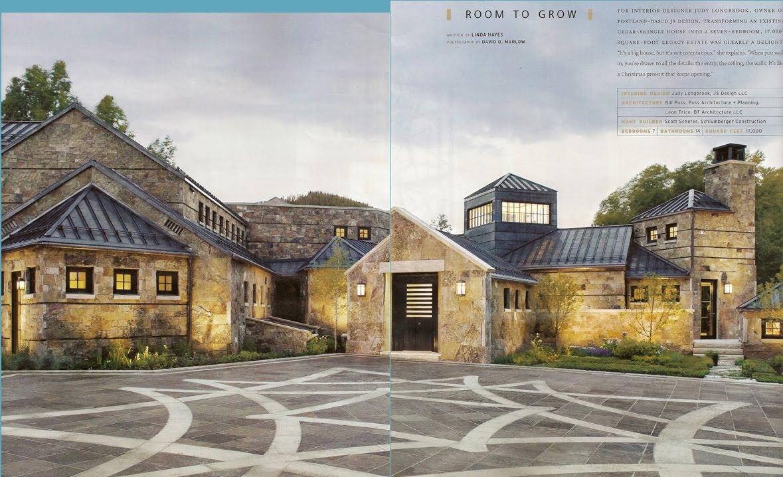 Transforming an aspen home design by js design charles for Aspen home design