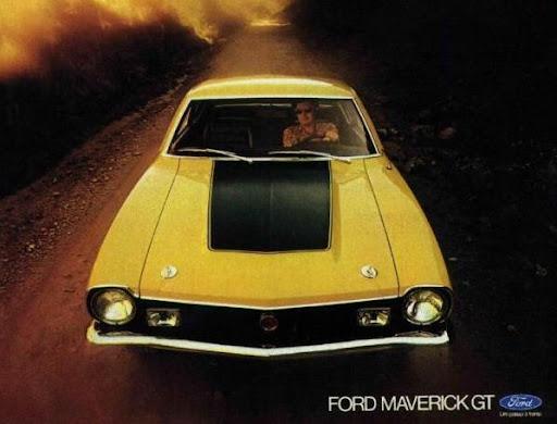 Maverick GT V8