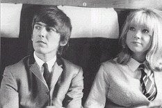 George And Pattie Harrison Married In 1966