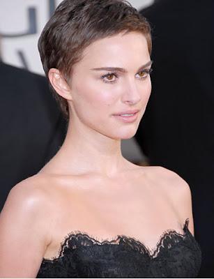 natalie portman short hair pictures. Natalie Portman short