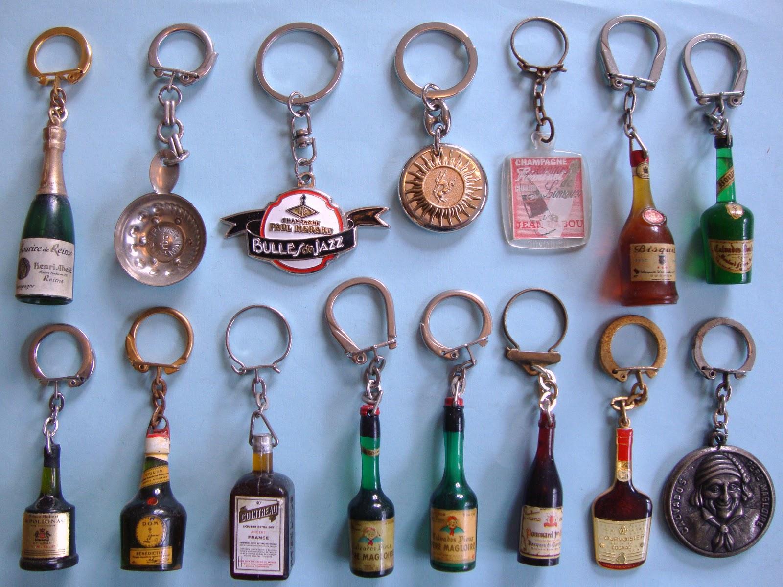 Porte cl s ann es 60 aujourd 39 hui porte cl s boisson for Porte cle annee 60 70