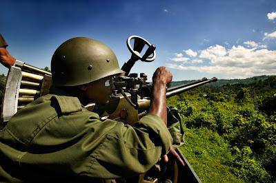 El Congo testigo del olvido