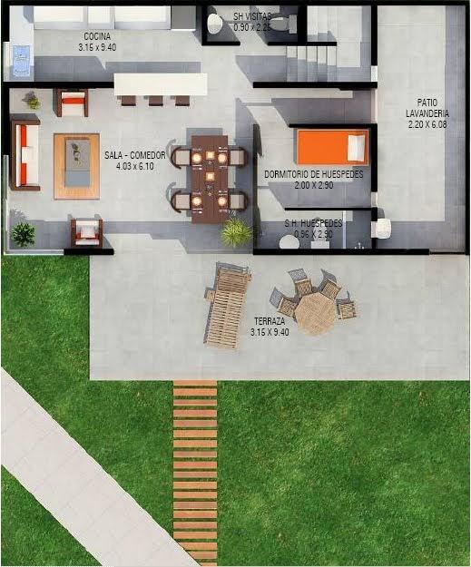 Planos de casas gratis y departamentos en venta planos de - Pisos en venta en tomelloso ...